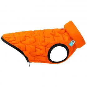 AiryVest UNI dvostrani kaputić: narandžasto-crni